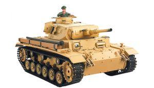 Tauchpanzer III  Rauch & Sound 1:16, 2,4GHz