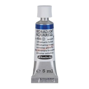 Schmincke 5ml HORADAM Aquarell Ultramarin feinst Aquarell 14 494 001