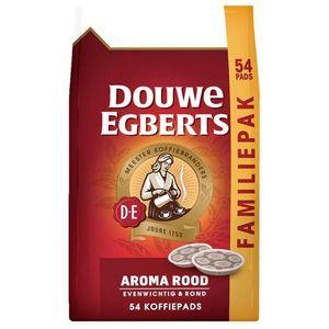 Douwe Egbert Aroma Rood - 54 pads