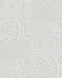 Barock Tapete Profhome VD219147-DI heißgeprägte Vliestapete geprägt im Barock-Stil glänzend silber 5,33 m2