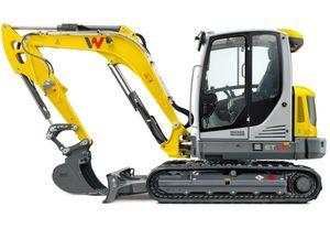 Siku 3559 Wacker Neuson ET65 Kettenbagger