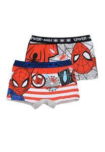 Spider-Man Jungen Boxershort Unterwäsche Unterhose 2er Set, Größe:116-128