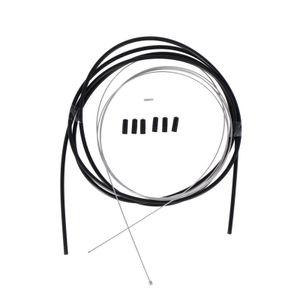 XLC Schaltzugkit Nexus4/7/8 1700/2250mm 1 Nippel, schwarz (1 Set)