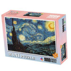 DIY Home schwierige Rätsel, Sternenhimmel-Minipuzzlespiele für Erwachsene und Kinder, Puzzlespielspielzeug.