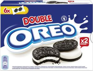 Oreo Double Kekse 170g