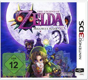 The Legend of Zelda: Majora´s Mask - 3DS