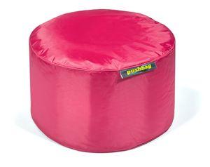 Pushbag - Sitzsack Drum - Bezug Oxford in Pink - 50cm