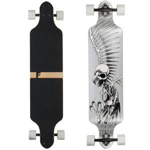 Design Farbe Geier FunTomia® Longboard  Drop Down - 2096