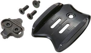 Shimano SPD Plattenadapter ohne Cleats mit langen Cleats Schrauben