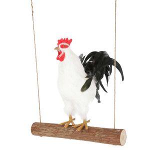 Kerbl Hühnerschaukel aus Holz