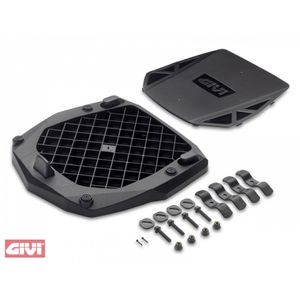 GiVi Universal Adapterplatte E251 mit Halterung für Monokey Topcase / Max. Zuladung 10 kg