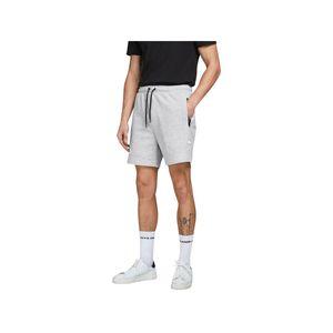 Jack & Jones Bermuda/Shorts Herren JJIAIR SWEAT SHORTS NB ST Größe XL, Farbe: 179085 Light Grey Melange