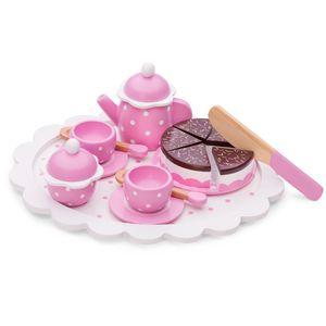 New Classic Toys, Kaffeeservice mit Kuchen