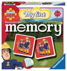 24 Karten Ravensburger Kinder Legekartenspiel Feuerwehrmann Sam My memory 21204