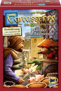 Hans im Glück Carcassonne, Händler und Baumeister, Erweiterung 2