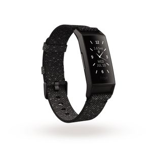 Fitbit Charge 4 granite reflective