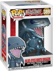 Yu-Gi-Oh - Blue-Eyes White Dragon Blauäugiger weißer Drache 389 - Funko Pop! - Vinyl Figur