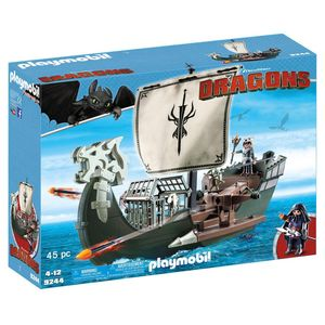 playmobil 9244 Drachenschiff Dragons
