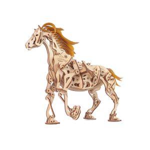 Ugears - Holz Modellbau mechanisches Pferd 410 Teile