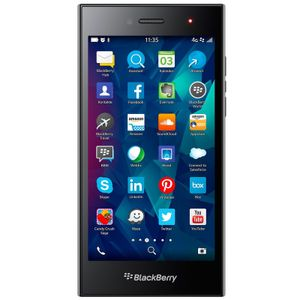 BlackBerry Leap - 12,7 cm (5 Zoll) - 2 GB - 16 GB - 8 MP - BlackBerry OS 10 - Grau