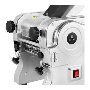 Royal Catering Nudelmaschine - 16 cm - 1 bis 14 mm - elektrisch