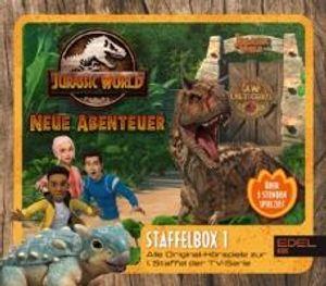 Jurassic World - Neue Abenteuer Staffel 01 (1-3)