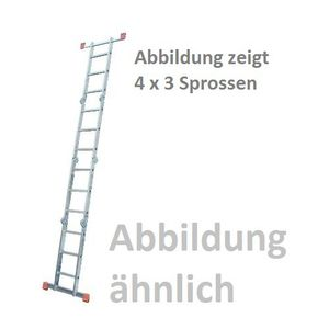 Krause Multi - Matic 4 x 4 / Gelenk - Universal Leiter