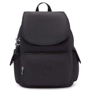 Kipling City Pack Black Noir One Size