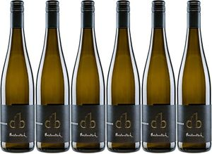 6x Sankt Laurent Meisterstück trocken 2015 – Weingut Bender, Pfalz – Rotwein