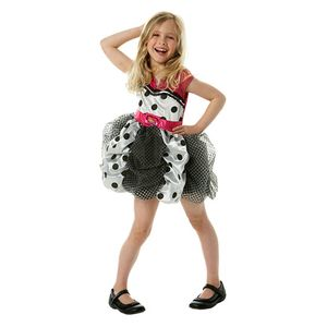 Hannah Montana Kleid, Größe L