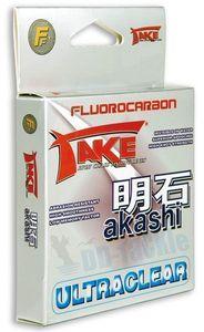 AKASHI Fluorocarbon Schnur 50m 0,30mm 13Kg