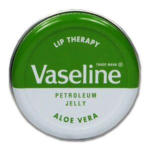 Vaseline Lip Therapy Lippenbalsam Aloe Vera, 20 g