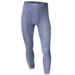 Black Snake® Thermounterhose Thermounterwäsche Sport Unterhosen Männer lange Unterhose - 3XL - Blau