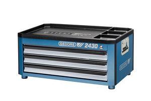 Gedore Werkzeugtruhe mit 3 Schubladen  2430