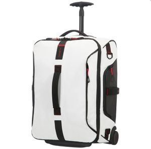 Samsonite Paradiver LIGHT Duffle/WH 55 Backpack, white Trolley mit Rucksackfunktion