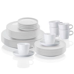 Arzberg Cucina-Basic ROK weiss Kombiset 30-tlg. 42100-590003-28450