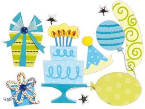Deko-Sticker HEYDA 203780613, PartyBoy