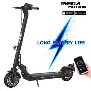 Elektro Scooter Adult (ABE) mit Straßenzulassung (eKFV),LCD-Display,28 km lange Strecke,zwei 350-W-Motoren, Höchstgeschwindigkeit 20 km/h,Ultraleichter faltbarer Elektroroller für Erwachsene und Jugendliche, Stadtroller,E-scooter
