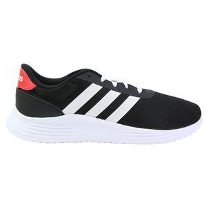 adidas Originals Lite Racer 2.0 Laufschuhe Herren Schwarz/Weiß (FW1722) Größe: 43 1/3
