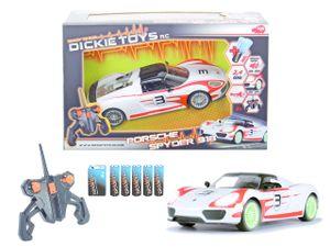 RC Porsche Spyder, RTR