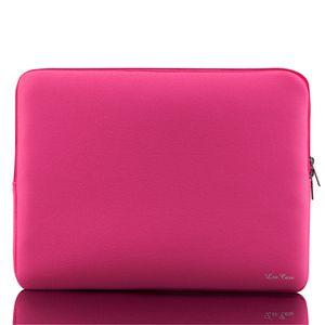 """Reissverschluss Weicher Huelle Beutel fuer MacBook Air Pro Retina Ultrabook Laptop Notebook 13-Zoll 13"""" 13.3"""" Tragbar"""