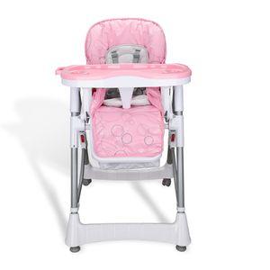 Hengda Kinderhochstuhl H?henverstellbar mit 5-Punkt Sicherheitsgurt Kinderstuhl Hochstuhl Erfš¹llt europ?ische Sicherheitsstandards