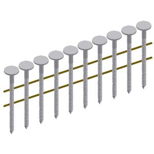 PREBENA Nägel für 4X-CNZ45 31x19mm verzinkt