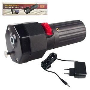 Grillmotor Mangal Schaschlik Grill Spießdreher Batterie und elektrisch