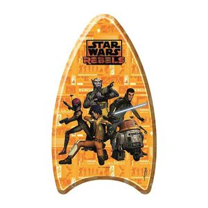 AV-Schwimmbrett Star Wars 82cm Schwimm-Lernhilfe Bodyboard