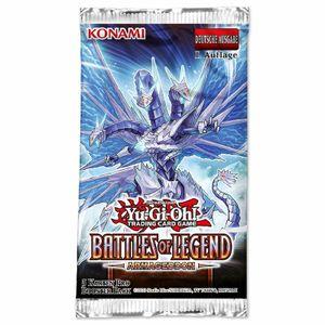 YuGiOh - Battles of Legend: Armageddon - 1 Booster - Deutsch