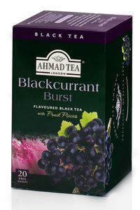 Ahmad Tea- Blackcurrant Brust 40g, 20 Beutel