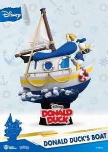 Beast Kingdom Toys Donald Ducks Boot D-Stage Diorama Statue 15 cm BKDDS-029