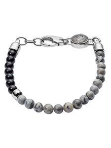 Diesel Herren-Armband Beads aus Edelstahl DX1061040