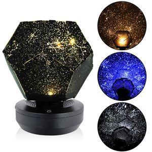 Stern Gesamtprojektor, LED magisches Nachtlicht Sternlicht Galaxy Stern Nachtlicht Schlafzimmer Dekoration Kinder Geschenk